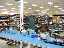 Stores - Electronic Manufacturing