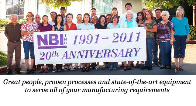 Great people, proven processes, and state-of-the-art equipment to serve all of your contract electronic manufacturing requirements.